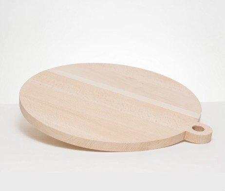 pizzaplank 40cm beukenhout