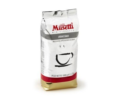 Italiaanse koffie | Caffe Musetti Cremissimo