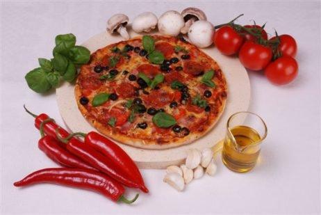 pizzasteen broodbaksteen voor oven