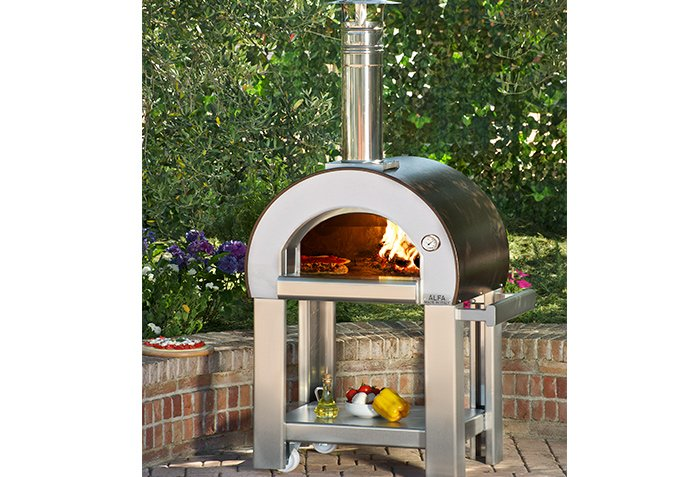 Pizza Oven Tuin : Alfa pizza 5 minuti houtoven italiëplein