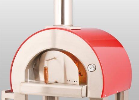 pizza houtoven 5 minuti koepel