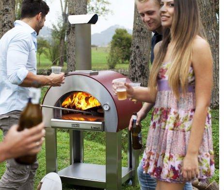 houtovens Alfa Pizza