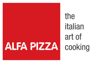 logo alfa pizza