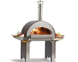 houtoven 4 pizze Alfa Pizza