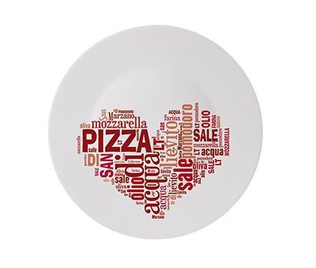 pizzabord hartje