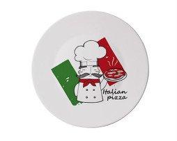 pizzabord italiaanse chef