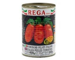 gepelde tomaten uit Italie