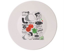 pizzabord napolitaanse pizza