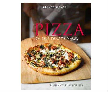 Pizza om zelf thuis te maken