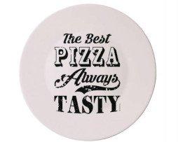 vintage pizzabord zwart