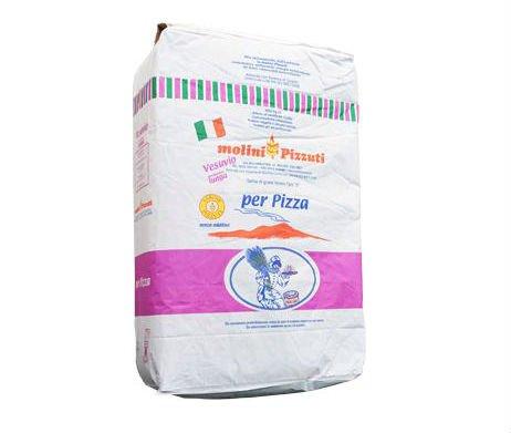 vesuvio 0-bloem voor pizza