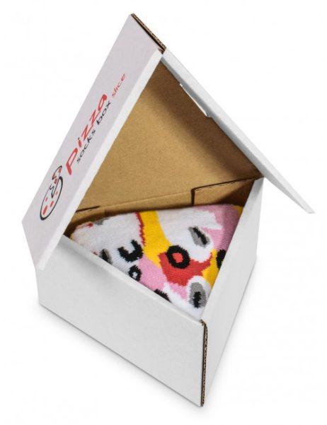 pizza sokken - 1 paar capriciosa