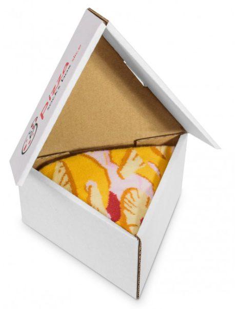 pizza sokken - 1 paar hawai