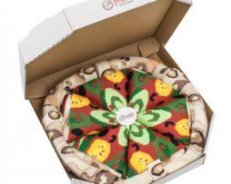 pizza sokken doos vega