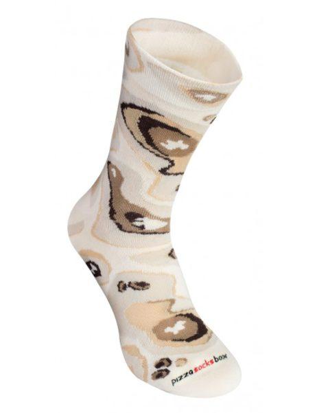 pizza sokken deeg