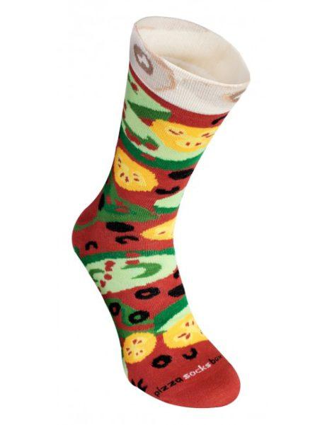 pizza sokken vega