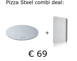 pizza steel combi deal
