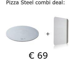 pizza steel combi deal