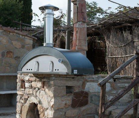 houtoven pizzaiolo (zonder onderstel)