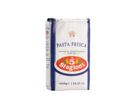 00-bloem voor pasta - Le 5 Stagioni - 1 kg