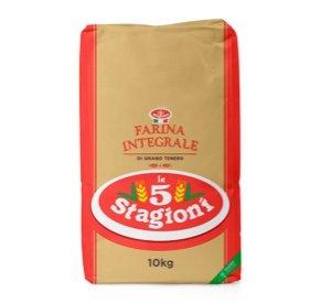 Le 5 Stagioni - volkorenmeel
