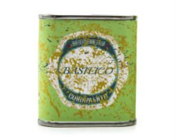 olijfolie extra vergine met basilicum