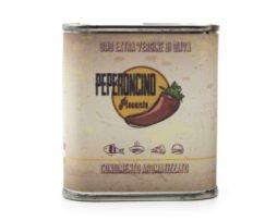 olijfolie extra vergine met peperoncino