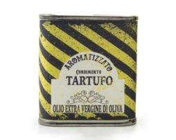 olijfolie extra vergine truffel tartufo