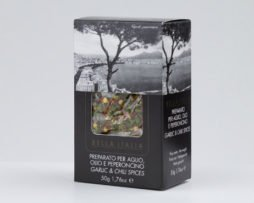 kruidenmix aglio olio peperoncino