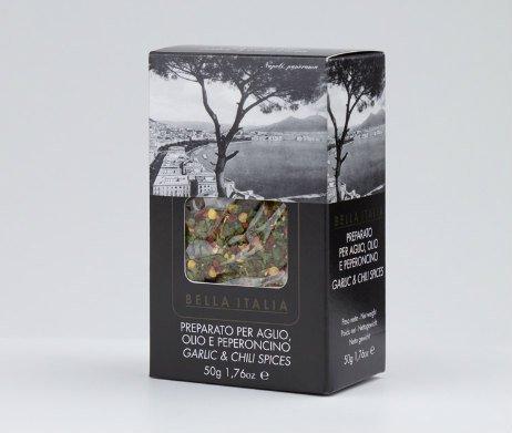 kruidenmix aglio olio peperoncino