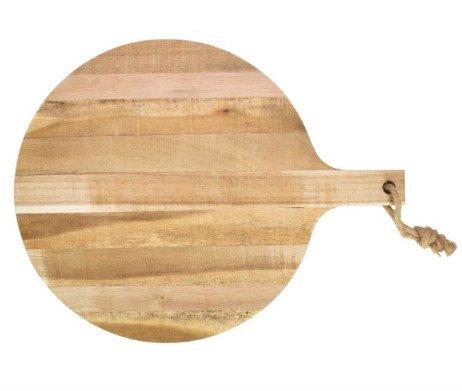 pizzaplank hout acacia