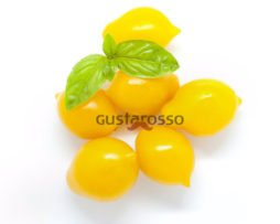 Gele tomaatjes