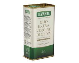 Olijfolie Extra Vergine (100% Italiaanse olijven) - Levante (blik 1L)