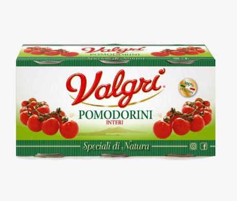 Pomodorini kerstomaatjes - Valgri (3x400g)