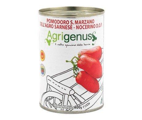 San Marzano DOP - AgriGenus