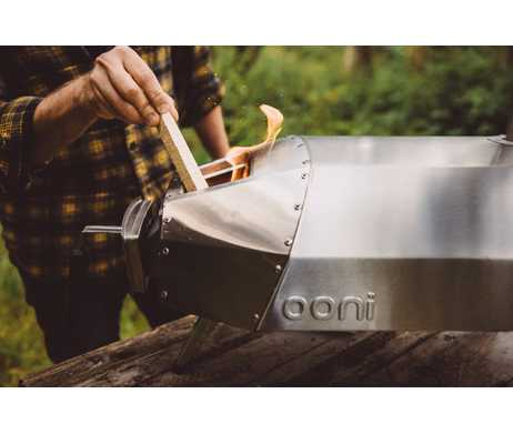 Ooni oven hout oven